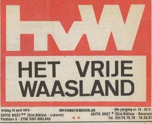 Het Vrije Waasland