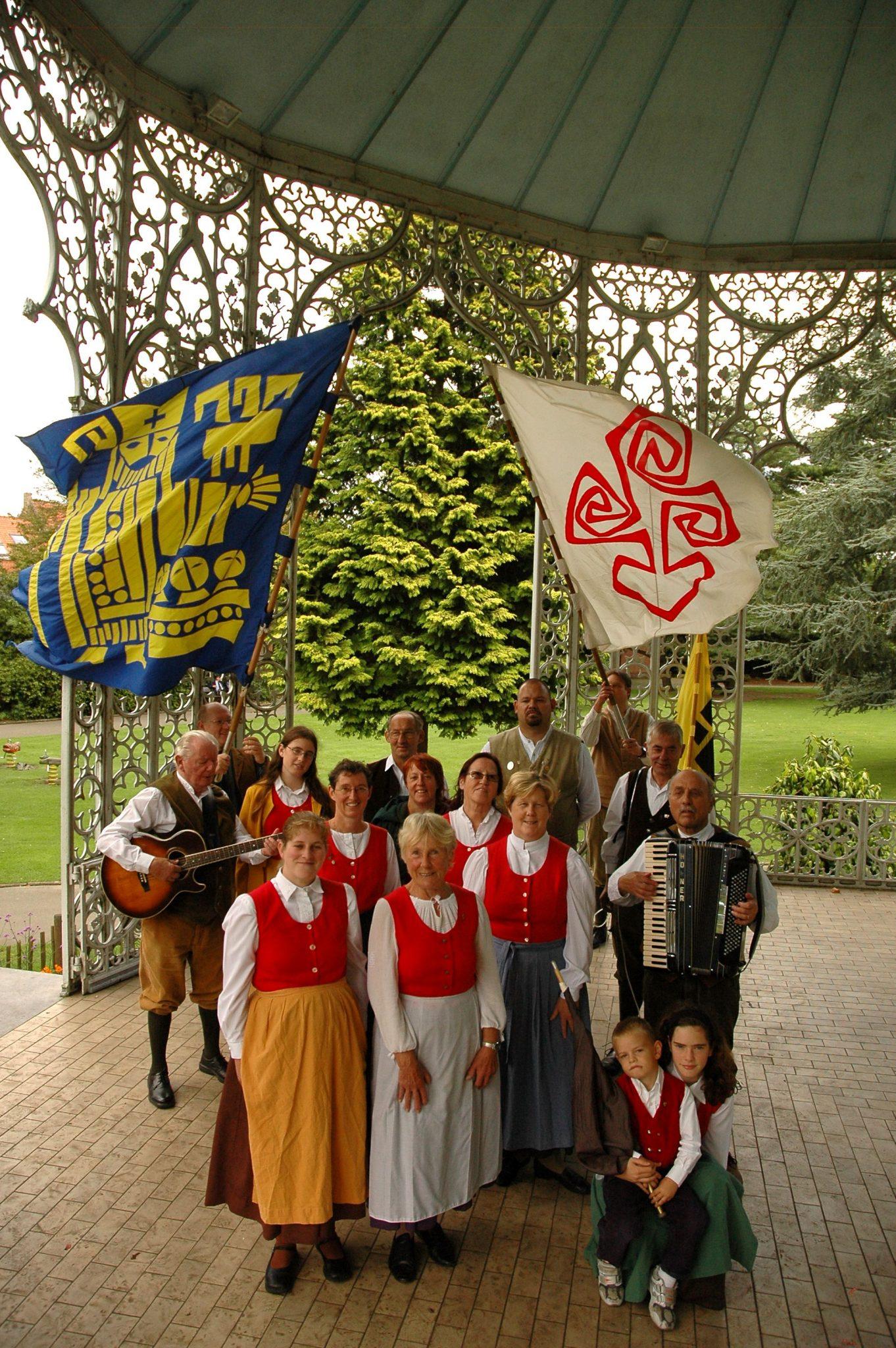 Volkskunstgroep Boerke Naas