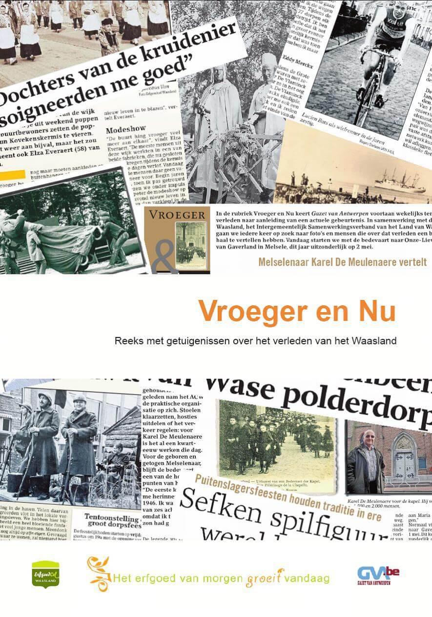 Samenwerking Gazet van Antwerpen