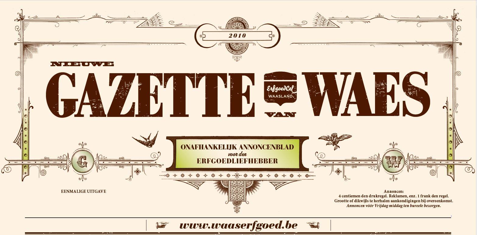De Nieuwe Gazette van Waes